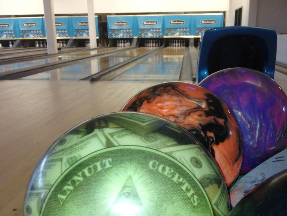 Throwback Bowling at Its Best