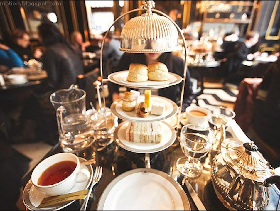 Best Afternoon Tea in the World