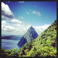 Piton Management Area Soufriere  Saint Lucia