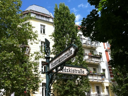 Prenzlauer Berg Berlin  Germany