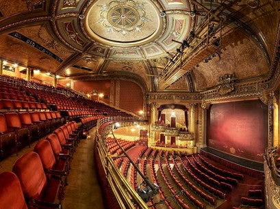 Elgin and Winter Garden Theatre Centre Toronto  Canada