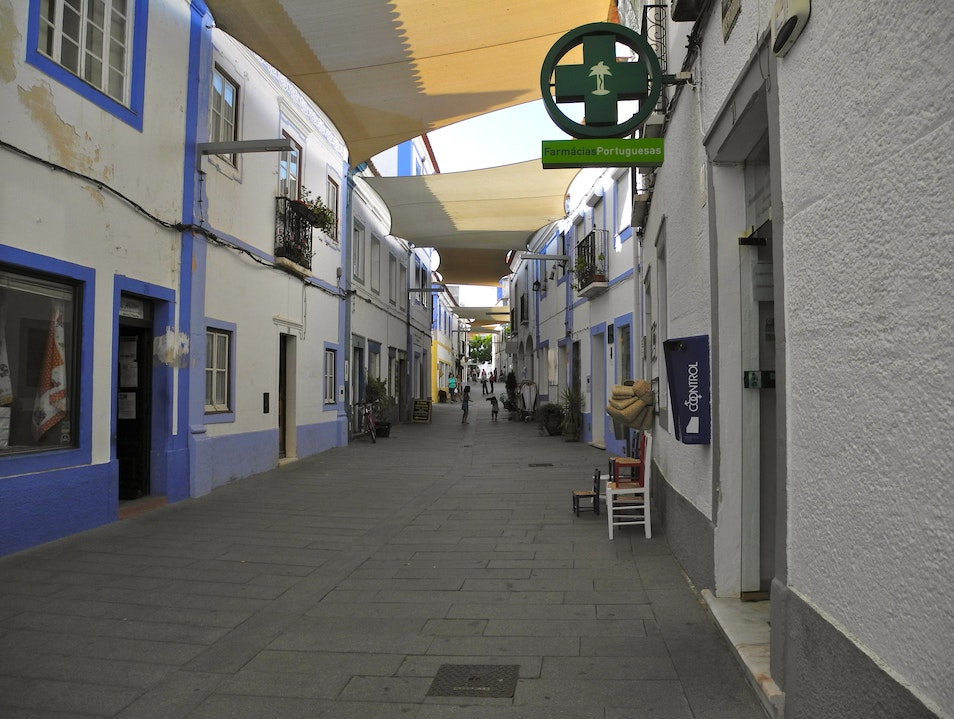 The Little Streets of Arraiolos