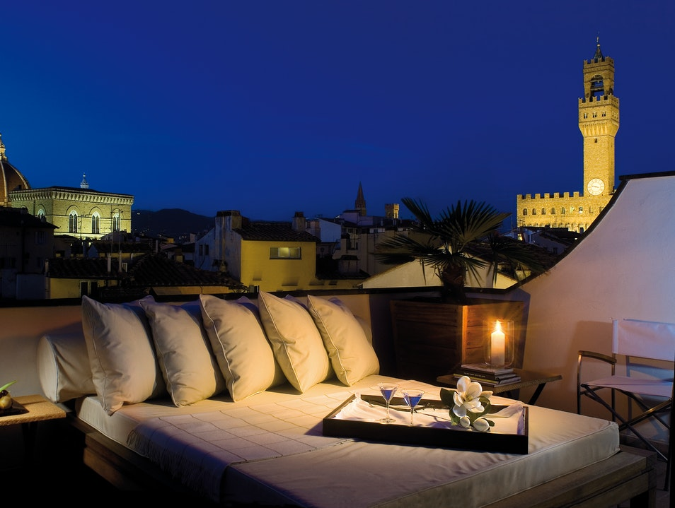 Gallery Hotel Art Florence  Italy