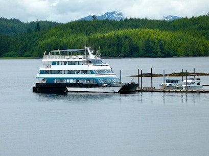 The Inside Passage Prince Of Wales Outer Ketchikan Alaska United States