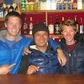Liquid Bar in Namche Bazaar, Nepal Namche  Nepal