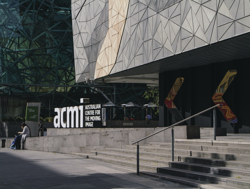 Australian Centre for the Moving Image Melbourne  Australia
