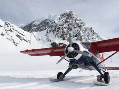 Talkeetna Air Taxi Inc Talkeetna Alaska United States