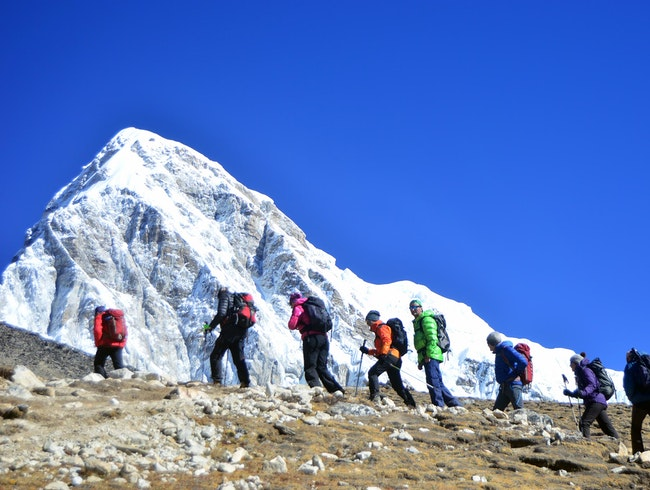 Everest High (Three) Passes Trekking