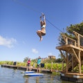 Skyline Eco-Adventures Zipline Ka'anapali Lahaina Hawaii United States