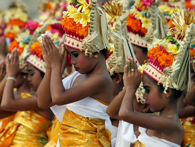 Experience Bali's Galungan Festival