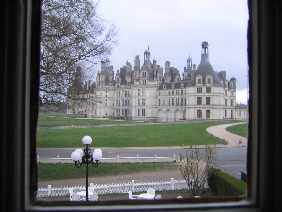 Feel Like Royalty in the Loire Valley Chambord  France