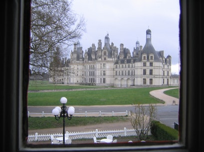 Hôtel du Grand Saint-Michel Chambord  France