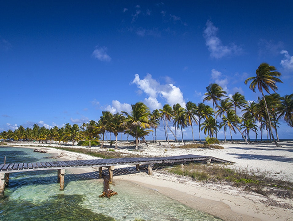 Lighthouse Reef Atoll   Belize