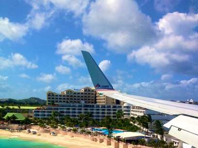 Princess Juliana International Airport Simpson Bay  Sint Maarten