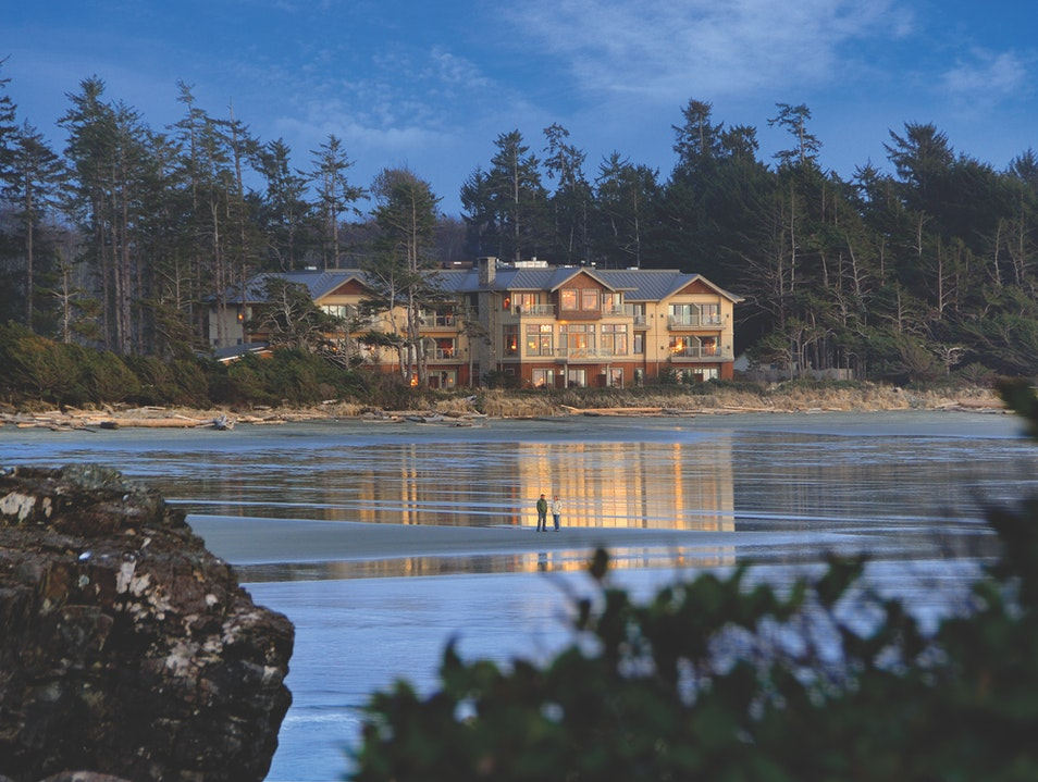 Surf School & Wildlife Tours at Long Beach Lodge Resort Tofino  Canada