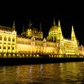 Hungarian Parliament Building Budapest  Hungary