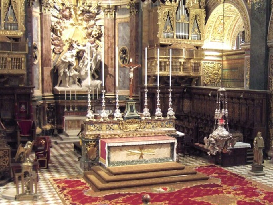 Saint John's Co-Cathedral: History, Art, and Beauty Valletta  Malta