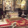 Saint John's Co-Cathedral Il Belt Valletta  Malta