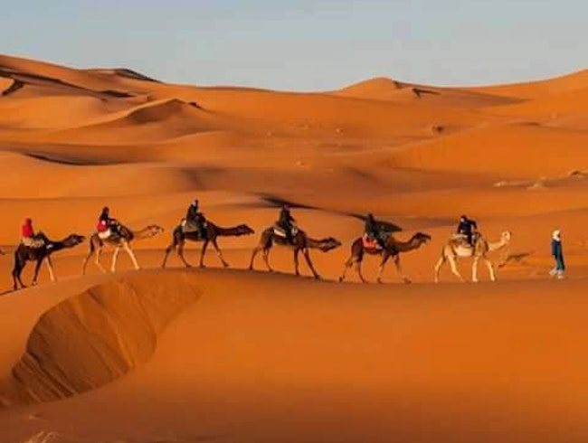 erg chebbi tours welcomes you to discover the best of Morocco