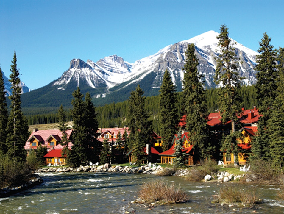 Post Hotel & Spa Banff National Park  Canada