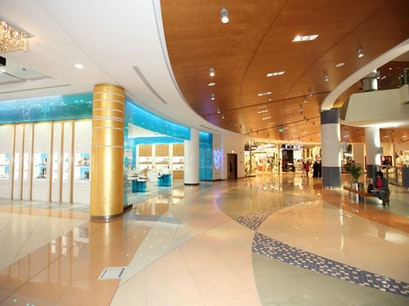 Al Wahda Mall Abu Dhabi  United Arab Emirates