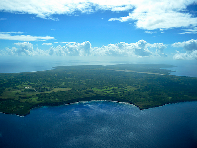 Guam from Above