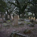 Old Burying Grounds Beaufort North Carolina United States