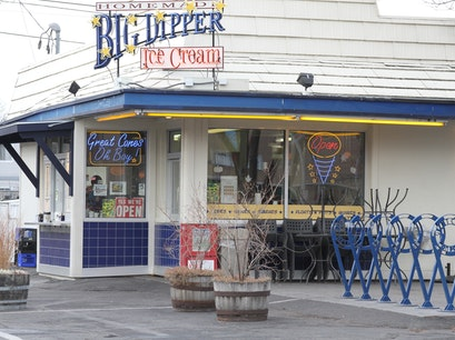 Big Dipper Ice Cream Missoula Montana United States