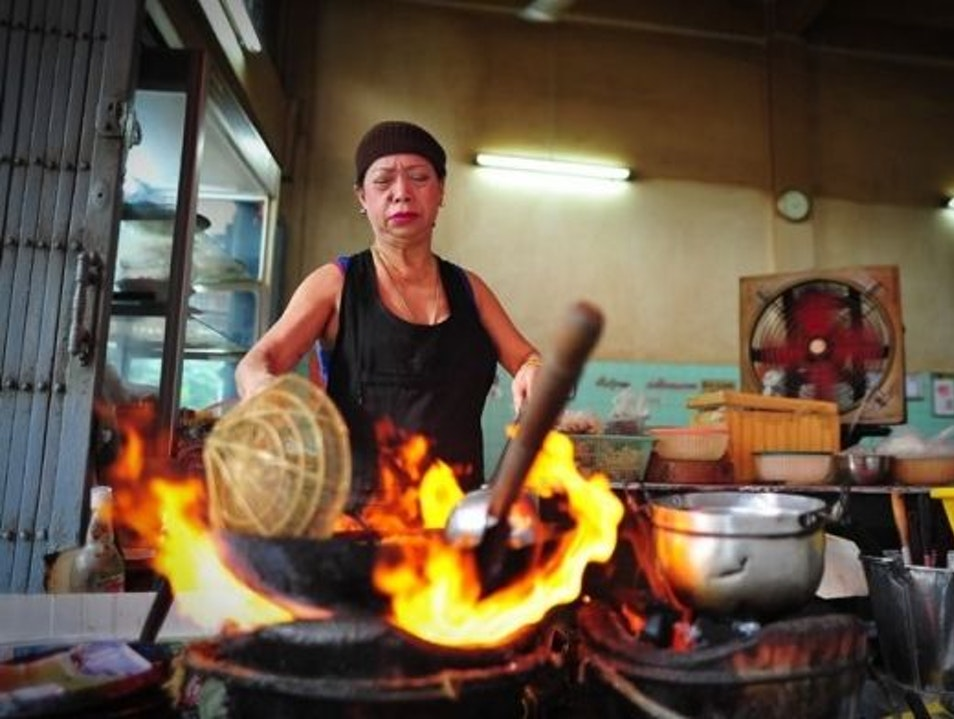 Some of the Best Street Food in Bangkok
