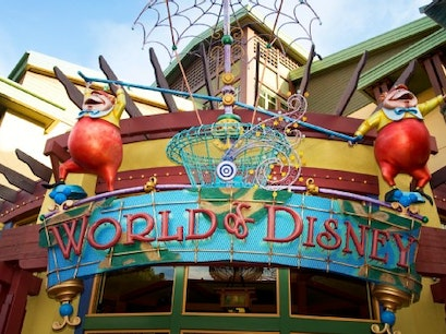 World of Disney Orlando Florida United States