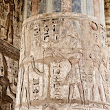 Name: Medinet Habu (temple)