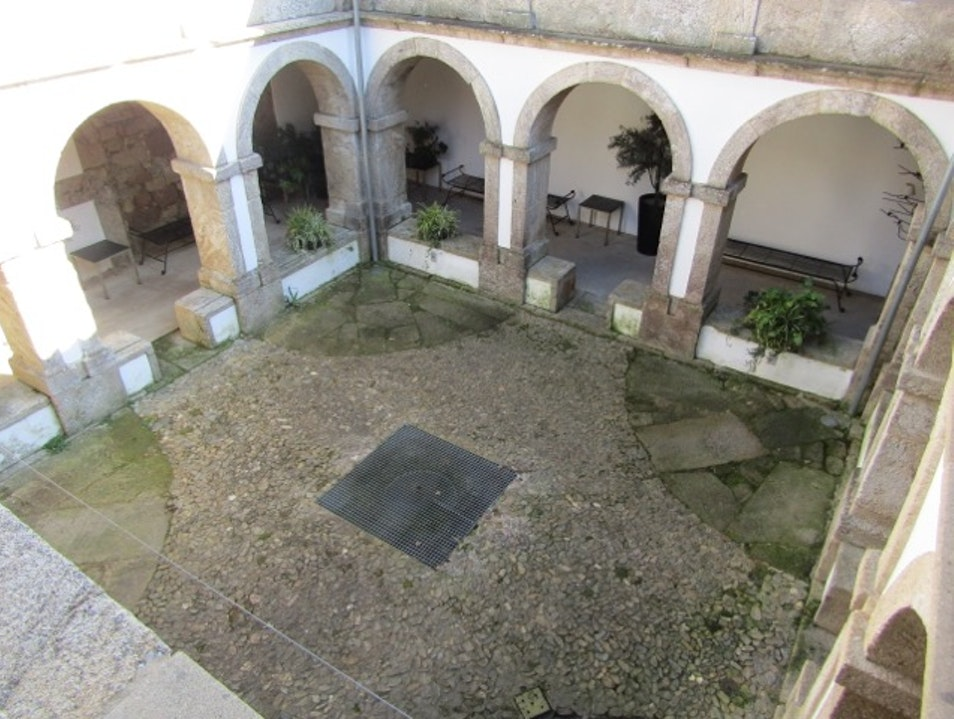 Rest up in a restored convent