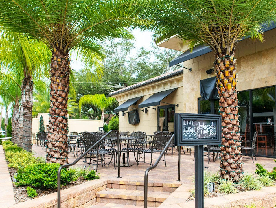 Al Fresco American Fusion Lake Mary Florida United States