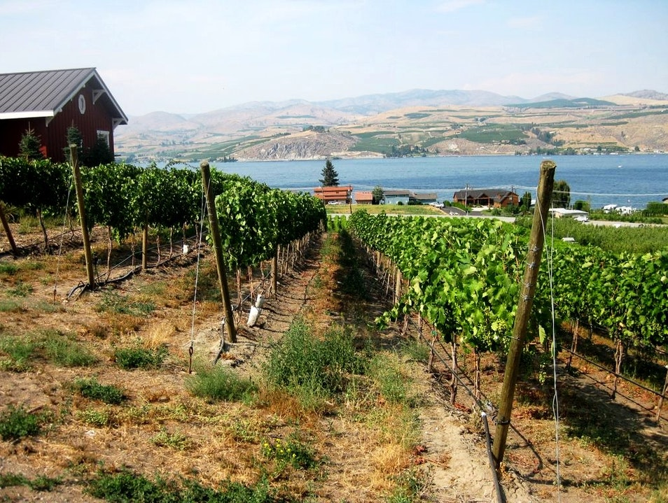 "The ""Other"" Washington Wine Country - Lake Chelan"