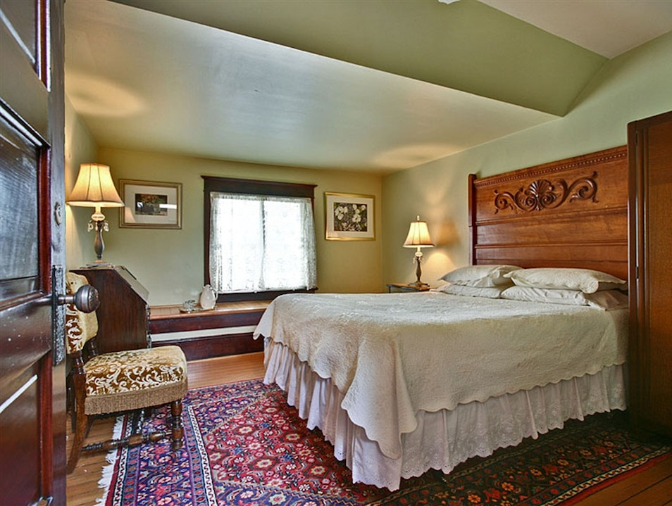 11th Avenue Inn Bed & Breakfast Seattle Washington United States