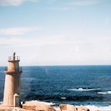 Muxia Lighthouse, Cabo Tourina,