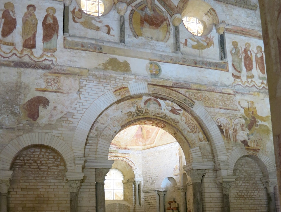 The oldest Christian building in France