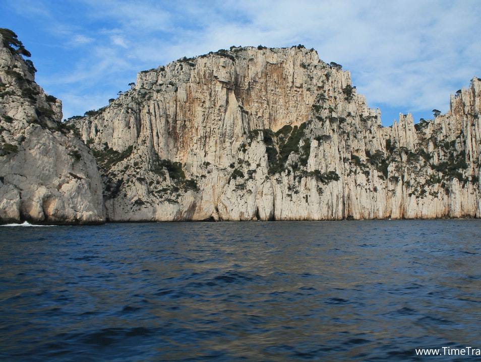 The Majestic Calanques of Marseille Marseille  France