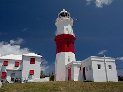 St.David's Lighthouse St.George's  Bermuda