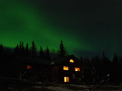 A Taste of Alaska Lodge Fairbanks Alaska United States
