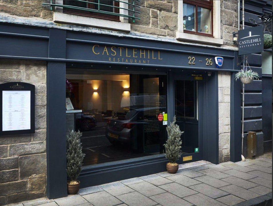 Castlehill Restaurant   United Kingdom