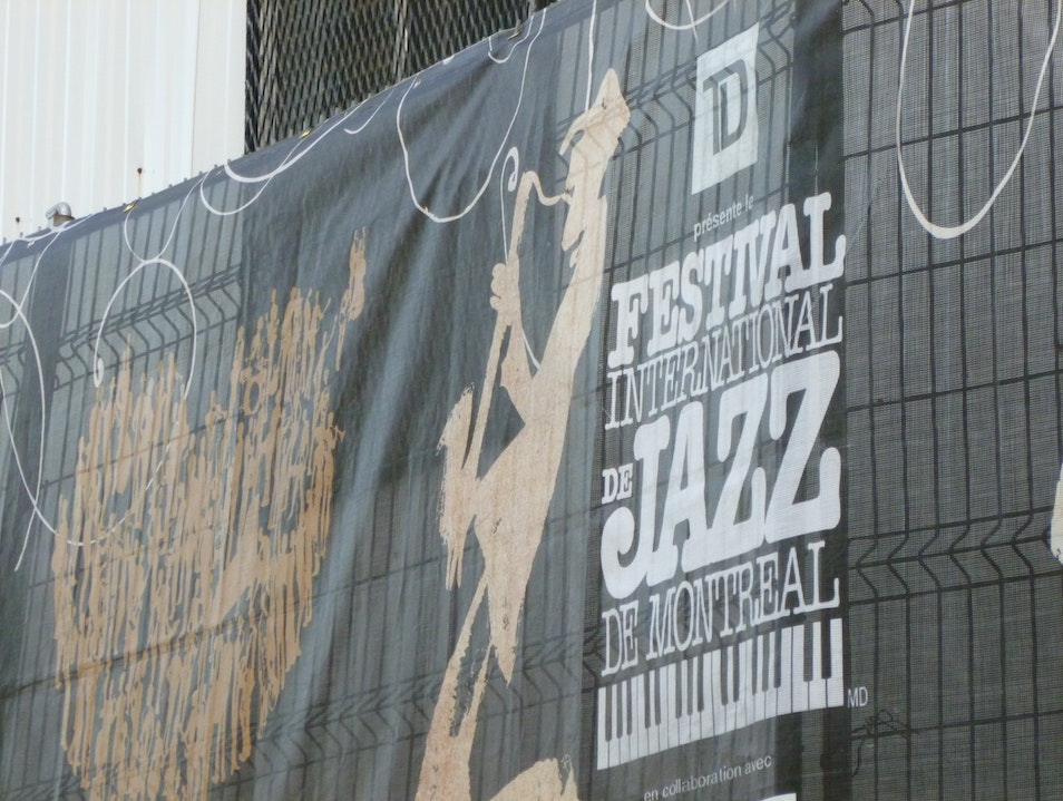Festival International De Jazz De Monteral Montreal  Canada