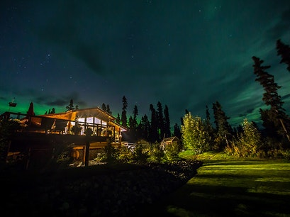 Ultima Thule Lodge Chitina Alaska United States