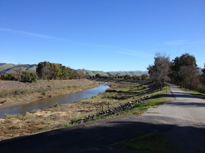Alameda Creek trail Fremont California United States