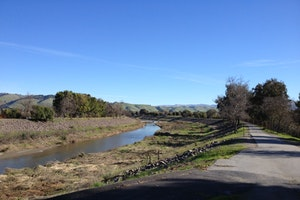 Alameda Creek trail