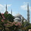 Sultan Ahmed / Blue Mosque Istanbul  Turkey