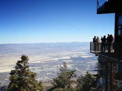 Palm Springs Aerial Tramway Palm Springs California United States