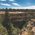Spruce Tree House Mesa Verde National Park Colorado United States