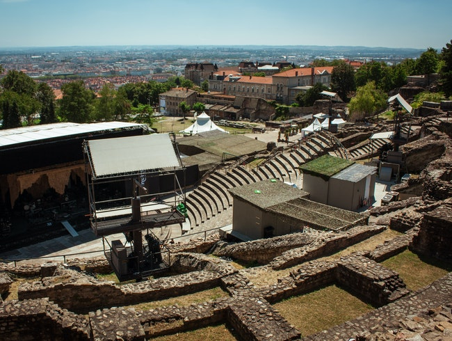 Unforgettable Concert in an Ancient Roman Amphitheater
