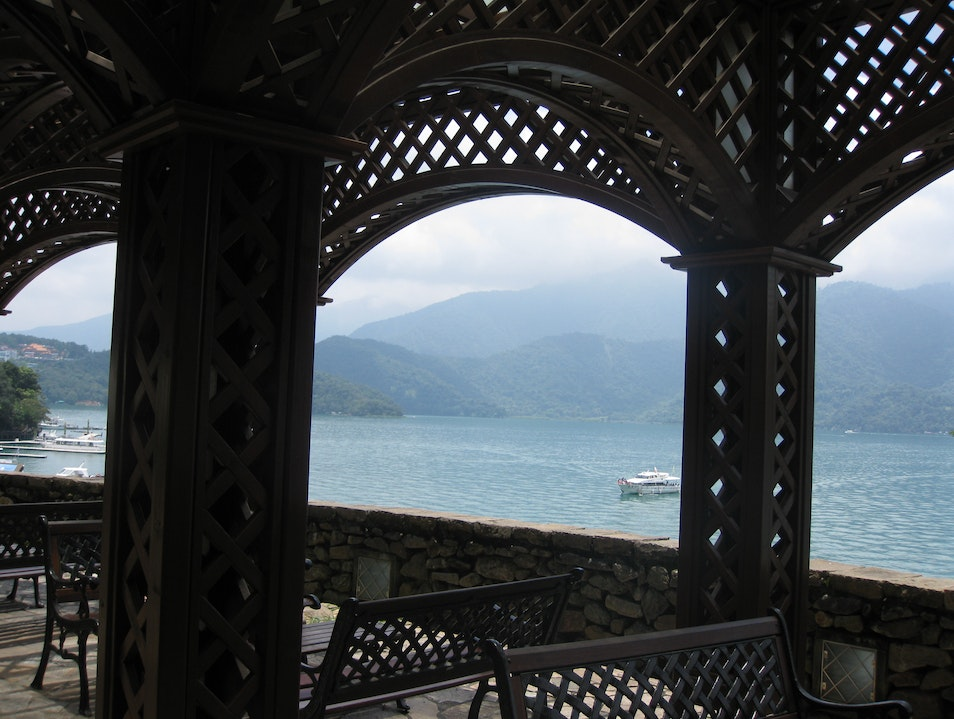 Sun Moon Lake Puli  Taiwan